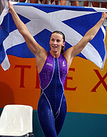 alison_sheppard_with_Saltire